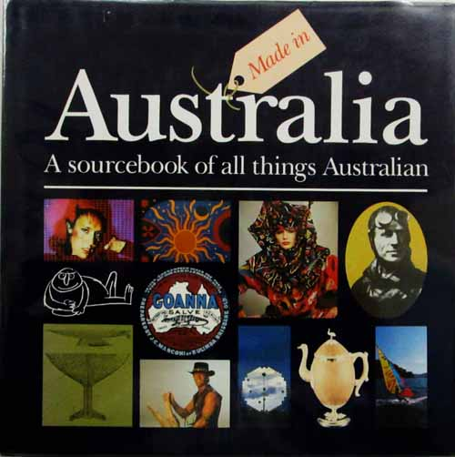 Image for Made In Australia