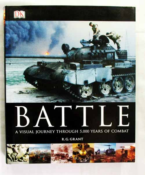 Image for Battle - A Visual Journey Through 5000 Years of Combat