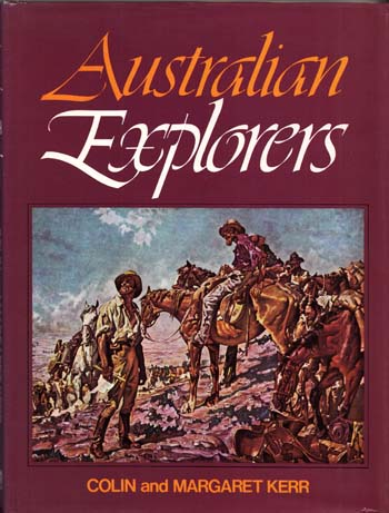 Image for Australian Explorers