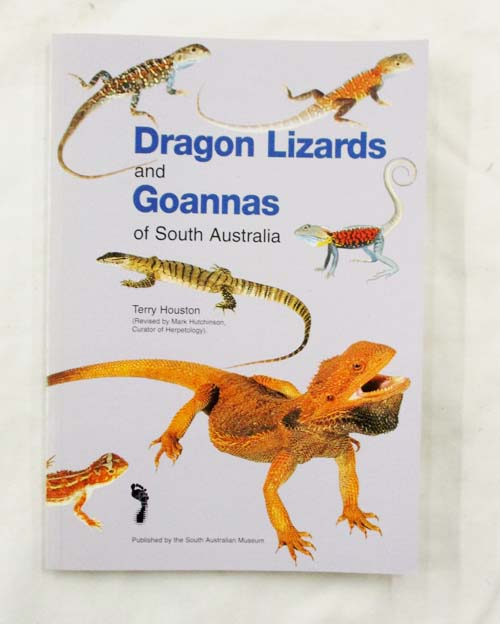 Image for Dragon Lizards and Goannas of South Australia
