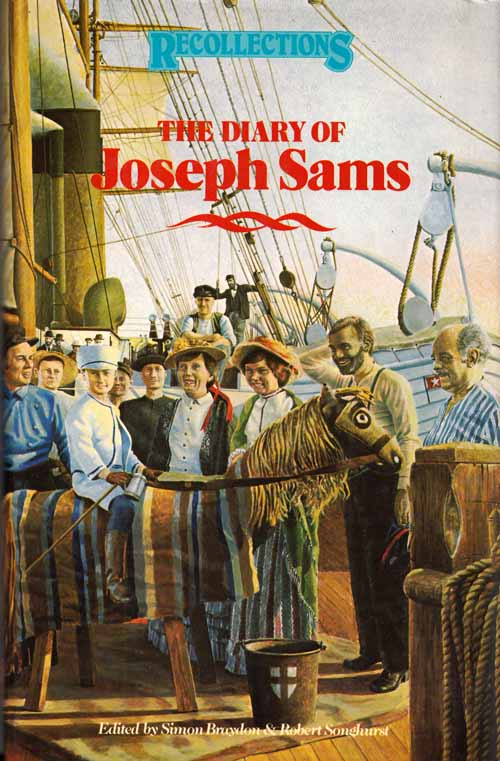 "Image for The Diary of Joseph Sams an Emigrant in the ""Northumberland"", 1874"