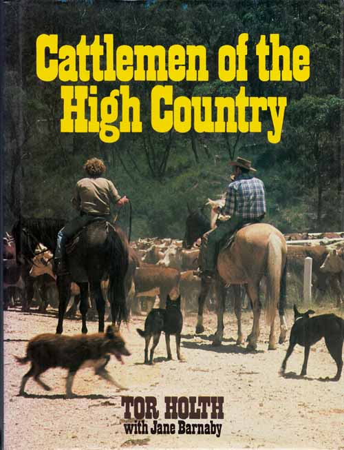Image for Cattlemen of the High Country