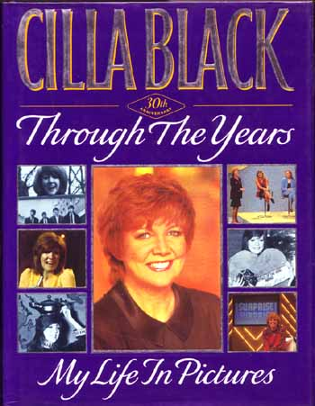 Image for Cilla Black Through The Years My Life In Pictures 30th Anniversary