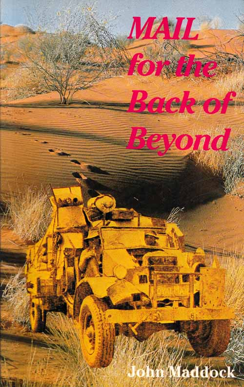 Image for Mail for the Back of Beyond