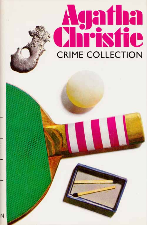 Image for Agatha Christie Crime Collection [Nemesis; Parker Pyne Investigates & Poirot investigates]