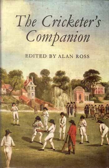 Image for The Cricketer's Companion