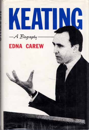 Image for Keating: A Biography