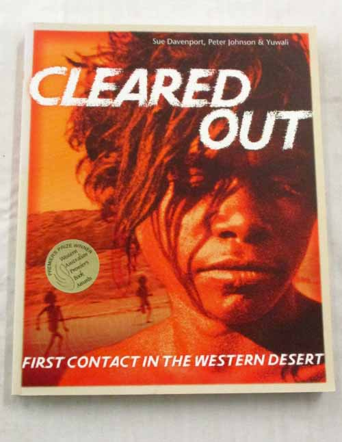 Image for Cleared Out. First Contact in the Western Desert