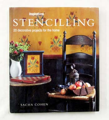 Image for Stencilling, 20 Decorative Projects for the Home , Inspirations Series