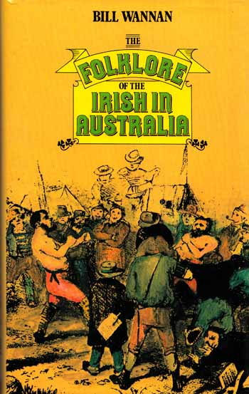 Image for The Folklore of the Irish in Australia