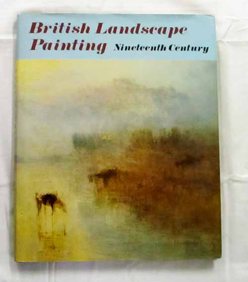 Image for British Landscape Painting Nineteenth Century