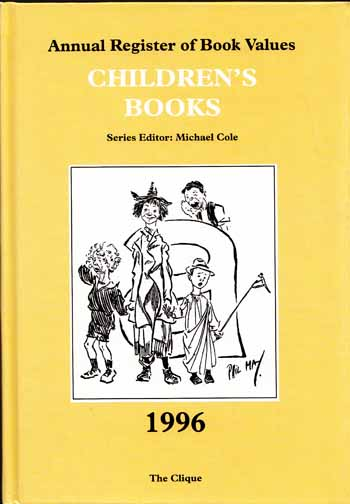 Image for Annual Register of Book Values CHILDREN'S BOOKS 1996