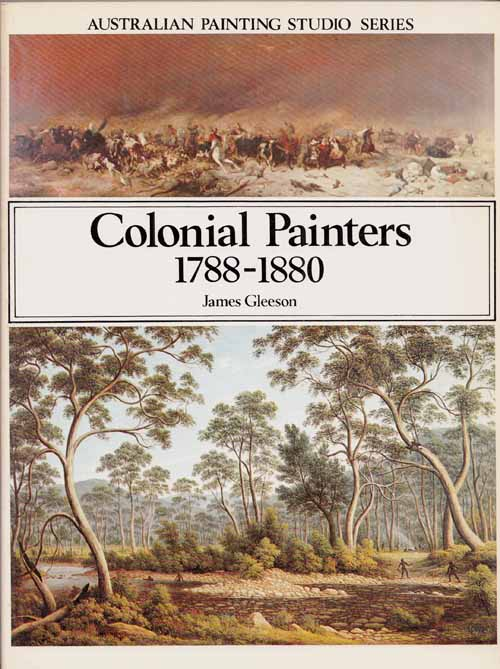 Image for Colonial Painters 1788-1880