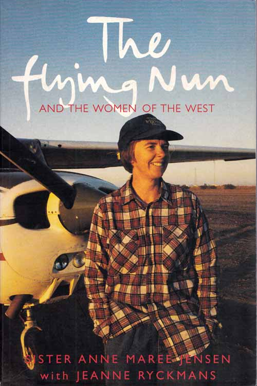 Image for The Flying Nun and the women of the West