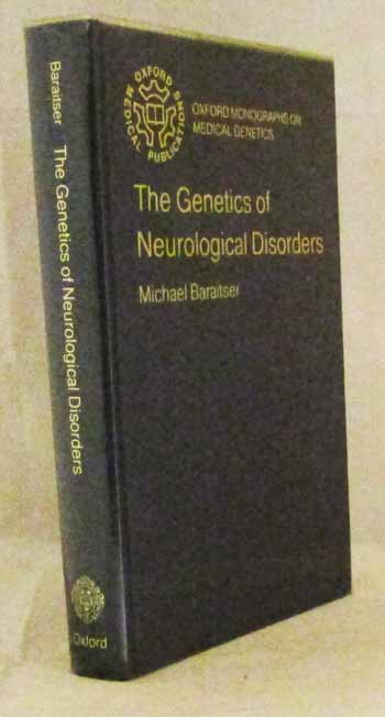 Image for Genetics of Neurological Disorders [Oxfrord Monographs on Medical Genetics]