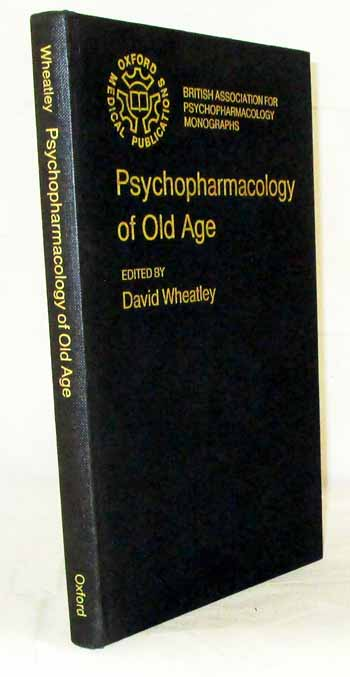 Image for Psychopharmacology of Old Age