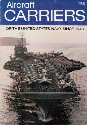 Image for Aircraft Carriers of the United States Navy Since 1948