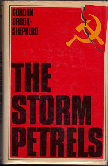 Image for The Storm Petrels : The First Soviet Defectors 1928-1938