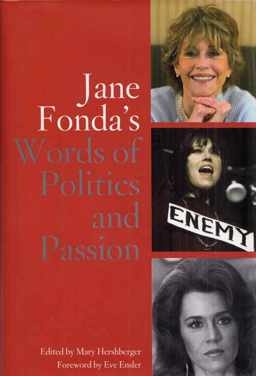 Image for Jane Fonda's Words of Politics and Passion