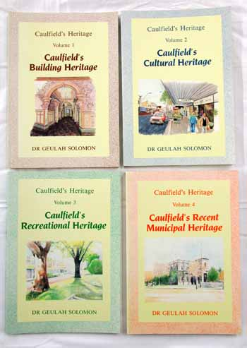 Image for Caulfield's Heritage [Four Volume set]