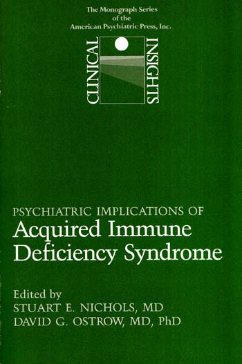 Image for Psychiatric Implications of Acquired Immune Deficiency Syndrome (Clinical Insights Monograph Series)
