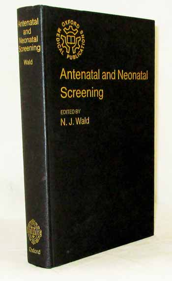 Image for Antenatal and Neonatal Screening