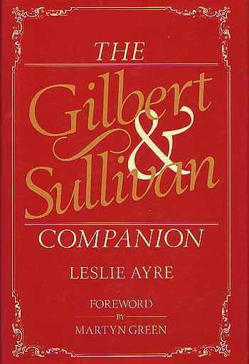 Image for The Gilbert and Sullivan Companion