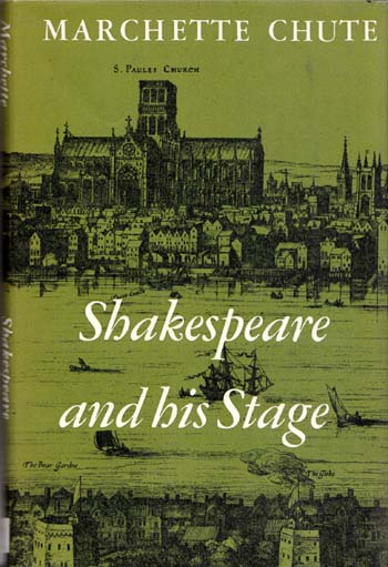Image for Shakespeare and his Stage