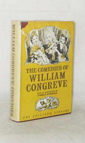Image for The Comedies of William Congreve