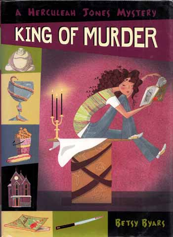 Image for King of Murder. A Herculeah Jones Mystery