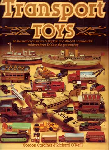 Image for The Collector's All-Colour Guide to Transport Toys