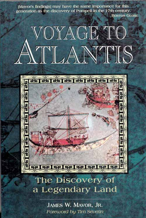 Image for Voyage to Atlantis. The Discovery of a Legendary Land