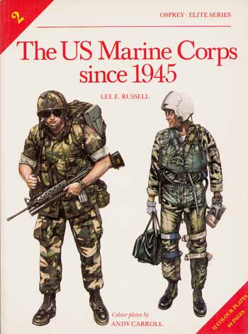 Image for The US Marine Corps Since 1945