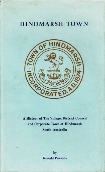 Image for Hindmarsh Town