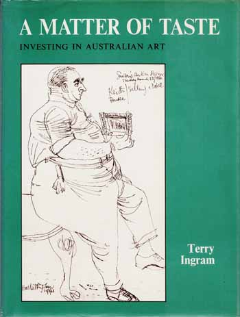 Image for A Matter of Taste: Investing in Australian Art