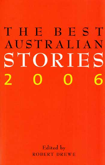 Image for The Best Australian Stories 2006