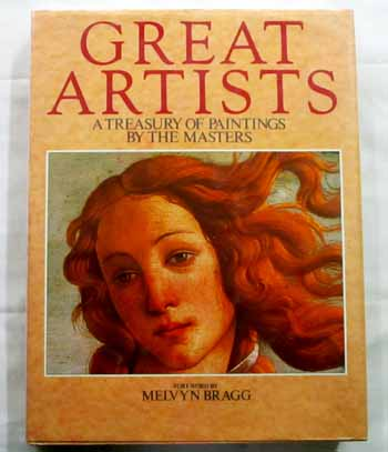 Image for Great Artists A Treasury of Paintings by the Masters
