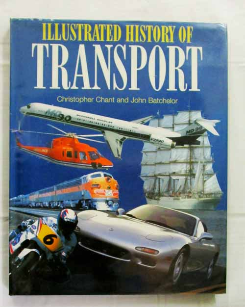 Image for Illustrated History of Transport