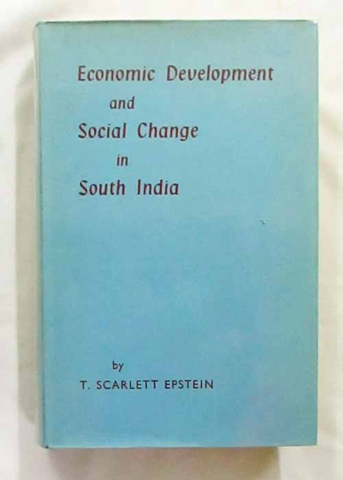 Image for Economic Development and Social Change in South India