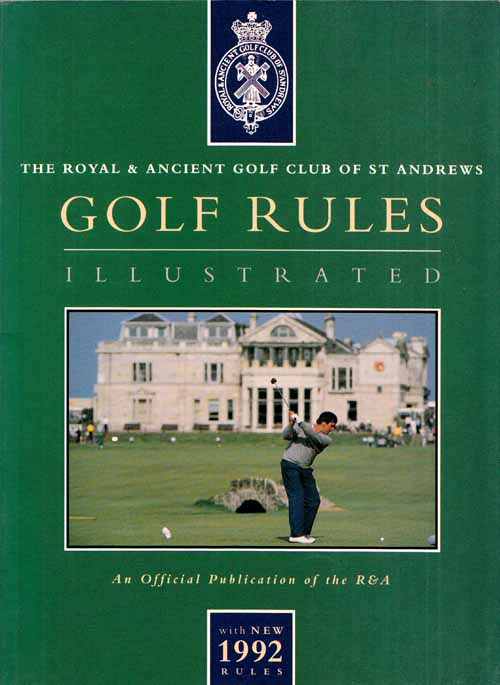 Image for Golf Rules Illustrated