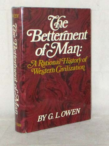 Image for The Betterment of Man: A Rational History of Western Civilisation