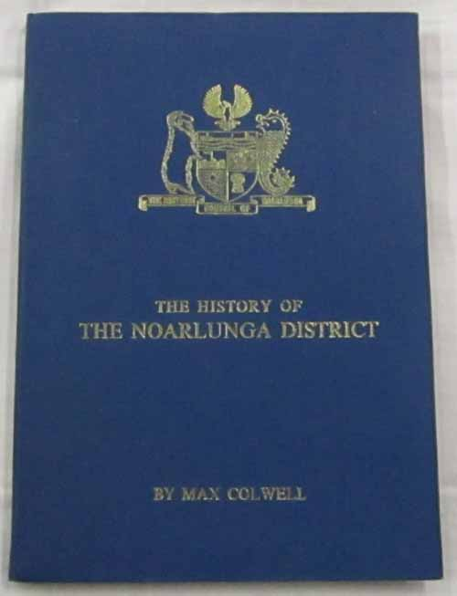 Image for The History of the Noarlunga District