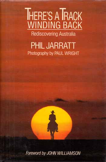 Image for There's a Track Winding Back - Rediscovering Australia