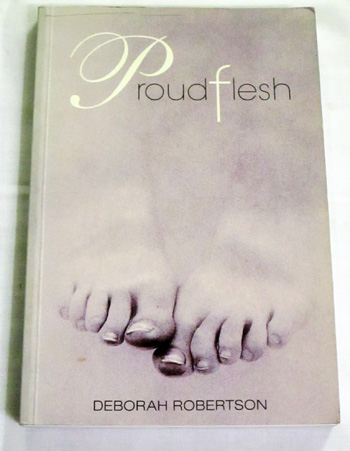 Image for Proudflesh (Inscribed and signed by author)