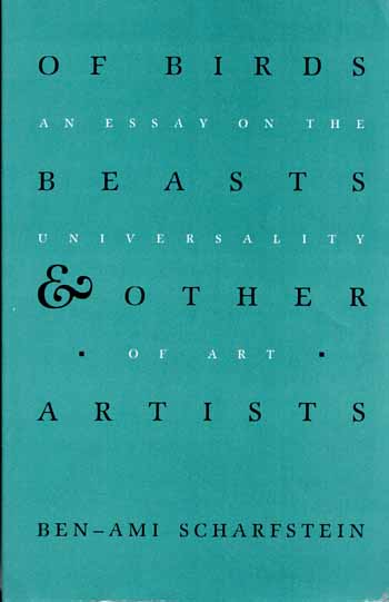 Image for Of Birds, Beasts & Other Artists: An Essay on the Universality of Art