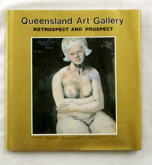 Image for Queensland Art Gallery Retrospect and Prospect