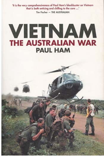 Image for Vietnam The Australian War