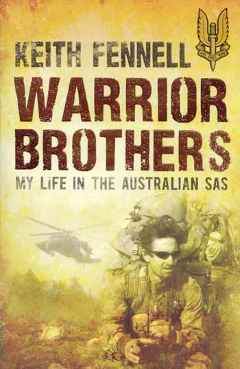 Image for Warrior Brothers: My Life in the Australian SAS