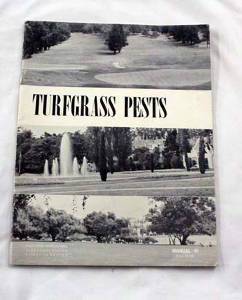 Image for Turfgrass Pests