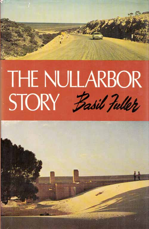 Image for The Nullarbor Story